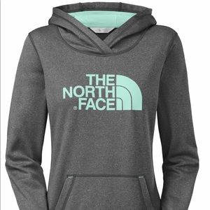 The North Face Fave half dome Pullover Hoodie M